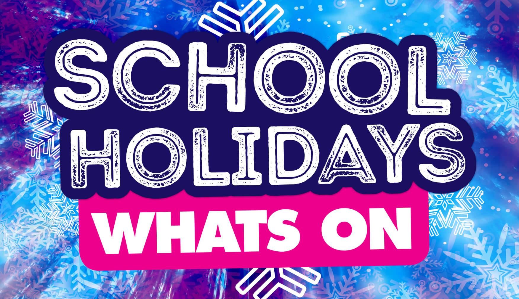 School Holidays Snowdome