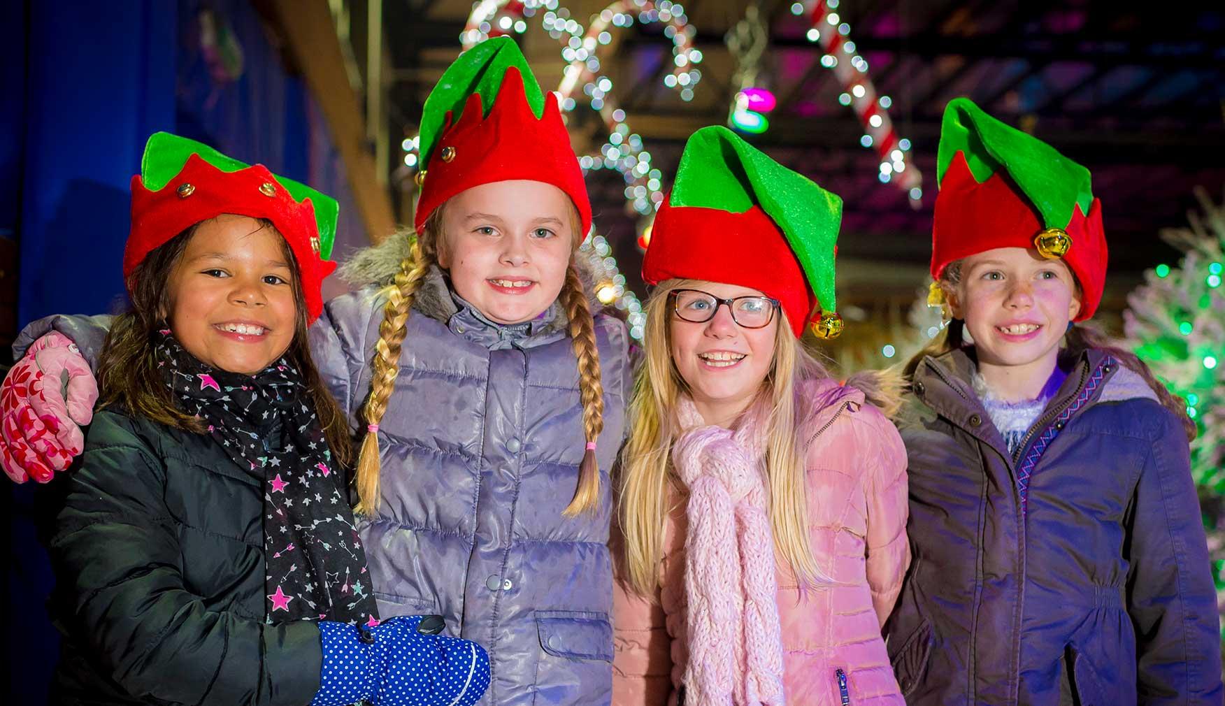Christmas In Wonderland.What S New At Santa S Winter Wonderland In 2019 Snowdome